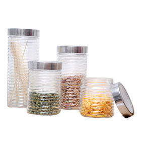 Snack storage jars from China (mainland)