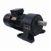 G Series Foot Mounted Helical Geared Motor from China (mainland)