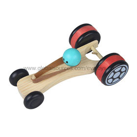 Kid's Wooden Toy Car Manufacturer
