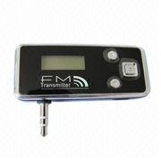 Car FM Transmitter from China (mainland)