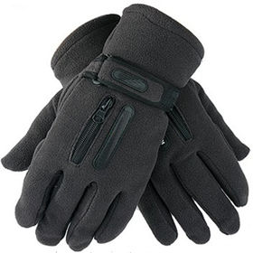 Fleece Gloves from China (mainland)
