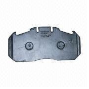 Brake pad from China (mainland)