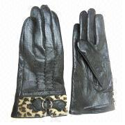Genuine Leather Gloves from China (mainland)