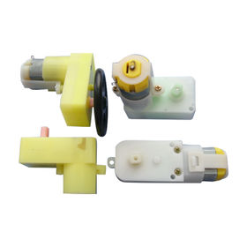 Straight plastic gearbox motor from China (mainland)