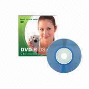 Blank DVD Disc from Taiwan