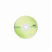 Blank DVD discs from Taiwan