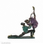 Wholesale Ballet Decorative Figures,polyresin African Figurine,resin Craft, Ballet Decorative Figures,polyresin African Figurine,resin Craft Wholesalers