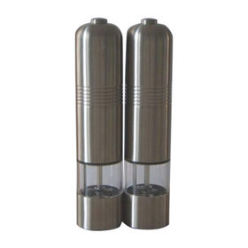 Electronic salt and pepper mills from China (mainland)