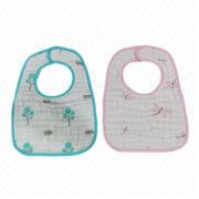 China Cotton muslin bib