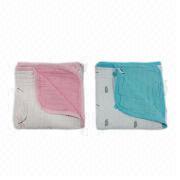 Cotton muslin multilayer blanket Manufacturer