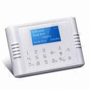 Touchpad Home DIY Burglar-proof Villa GSM Alarm System from China (mainland)