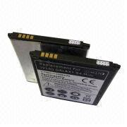 New Arrival 2500mAh/Lithium-ion Replacement Battery from China (mainland)