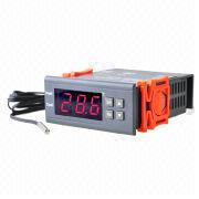 110V LCD Digital Microcomputer Temperature Controller, Thermostat Control Relay