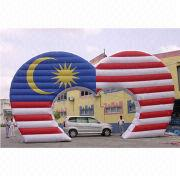 USA Inflatable Tent from China (mainland)