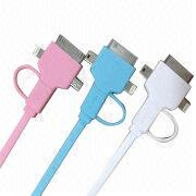 Multi-in-1 Data and Charge Cable from China (mainland)
