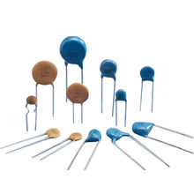 Ceramic Disc Capacitor from Taiwan