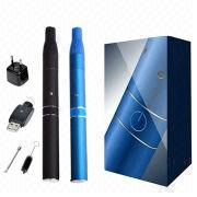 Dry Herbal Vaporizer Electronic Cigarettes with 650mAh Battery Capacity from China (mainland)