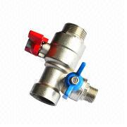 Brass ball valve from China (mainland)
