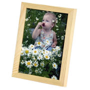 Wooden photo frames, customized sizes are accepted from Yantai Landy Import & Export Co. Ltd