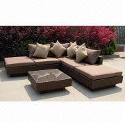 Rattan sofa from China (mainland)