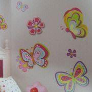 Removable 3-D Glitter Wall Sticker from China (mainland)