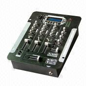 Professional DJ Mixer from China (mainland)