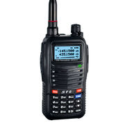 China SFE Dual-band VHF/UHF Two-way Radio, 5W Output Power, with FM Radio Function
