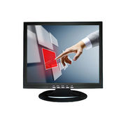 China 15-inch Touch Screen POS LCD Display with 1,024 x 768 Pixels, Ratio 4:3, 400cd/m2, VGA Input