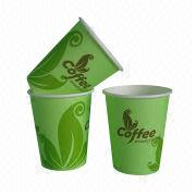 Disposable Printing Paper Coffee Cup from China (mainland)