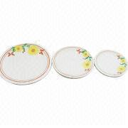Printing Paper Plate from China (mainland)