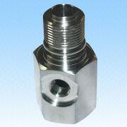 Machined Parts, Made of Stainless Steel BS 970 316 S11, Control the Surface Texture 1.6um Ra from HLC Metal Parts Ltd