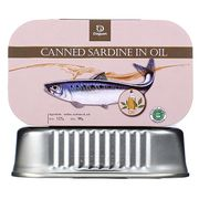Canned Sardine in Oil from China (mainland)