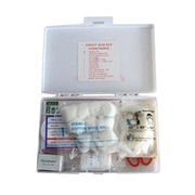 First-aid Kits from China (mainland)