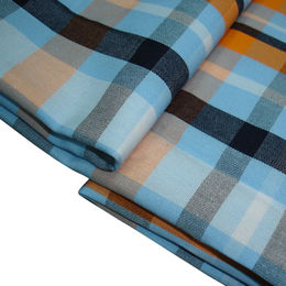 Yarn-dyed poplin woven fabric from China (mainland)