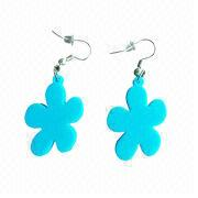 Fashion Silicone Earring Manufacturer