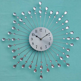 Wall Decor Metal Clock from China (mainland)
