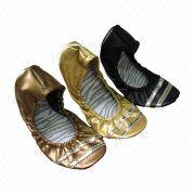 Women's dance shoes from China (mainland)