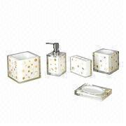 Bathroom accessories set from China (mainland)