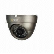 QM7011D High-resolution Analog Security CCTV Surveillance Camera, Premium Series, with 700TVL
