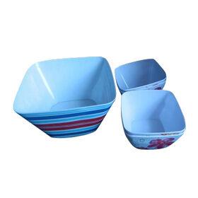 Melamine salad bowls Manufacturer