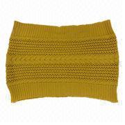 Knitted Neckwarmer Manufacturer
