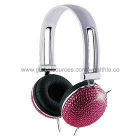 Crystal Headphone Wealthland (Audio) Limited