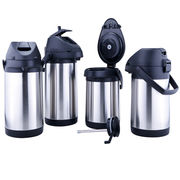 Stainless Steel Pump Thermos from China (mainland)