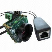 Full HD 3-megapixel WDR IP Board Camera from China (mainland)