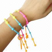 Silicone Bracelets from Hong Kong SAR