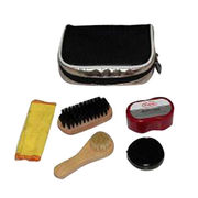 Shoe shine kit from China (mainland)