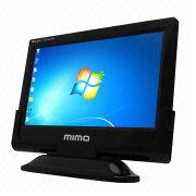 10.1-inch USB Driven Resistive Touchscreen Monitor from South Korea