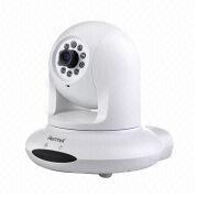 1080p USB Dongle Wi-Fi 3M Pixels Pan-Tilt IP/IR Camera Manufacturer