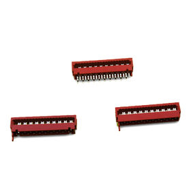 Red IDC Connectors from China (mainland)