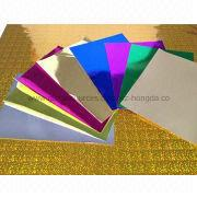 Colorful gift wrapping paper from China (mainland)